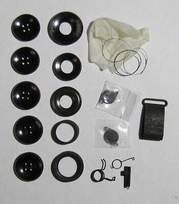 Kit of BUTTONS for COVERING F-21 (Ajax) Nailon SOVIET KGB russian spy camera