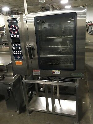 Alto Shaam 10.18 ES Combitherm Steamer Convection Combi Oven WORKS GREAT!