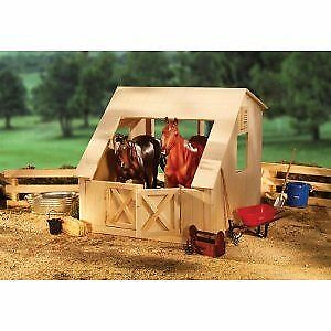 Wood Stable - Collectible Horses by Breyer (306)