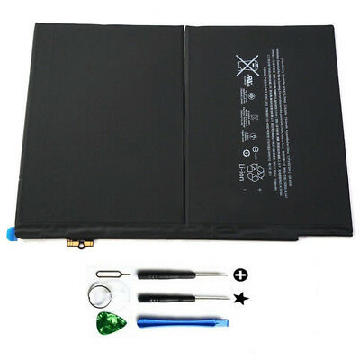New 7340mAh Internal Replacement Battery for iPad 6 Air 2 A1566 A1567 + Tools