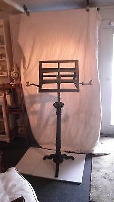 Music Stand, Double Sided Antique