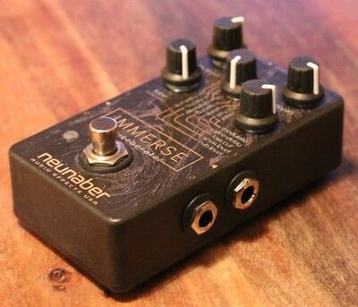 NEUNABER IMMERSE Reverberator - Guitar Reverb and Ambient Effects Pedal