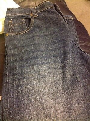 Boys Jeans Size11-12 Years