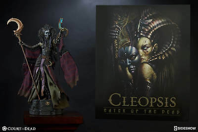 # Statue Cleopsis - Court Of The Dead - Premium Format Figure Sideshow-In Stock#