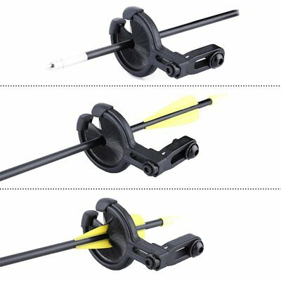 Whisker Biscuit Kill Shot Capture Arrow Rest Archery Compound Bow Hunting Sports