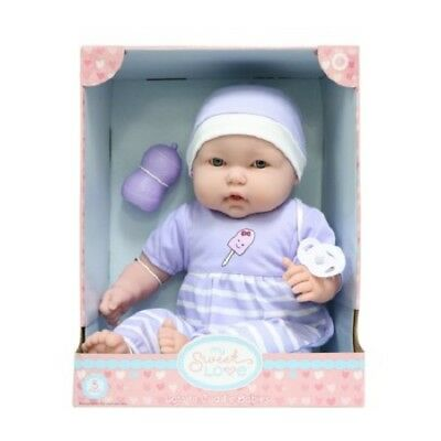 """My Sweet Love 20"""" Lots to Cuddle Babies w/ Baby Suit & Bottle"""