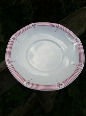 Royal Doulton Calico Red Saucer