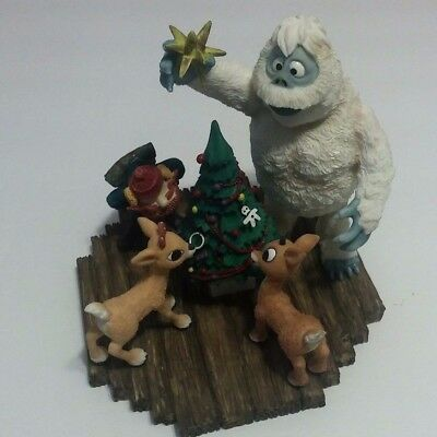 Rudolph & The Island of Misfit Toys Bumble's Shining Moment Statue Enesco NO BOX