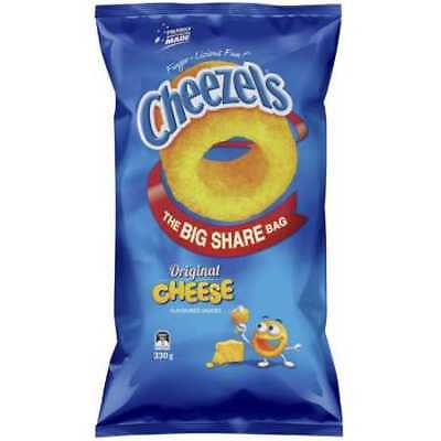 Cheezels Big Share Bag - 330g