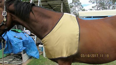 NEW HORSES SATIN under RUG BIBS (2 COLOURS)