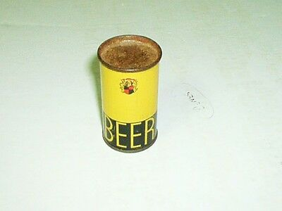 Vintage Mini Beer Keglined Paper Weight 2 Patents Others Pending