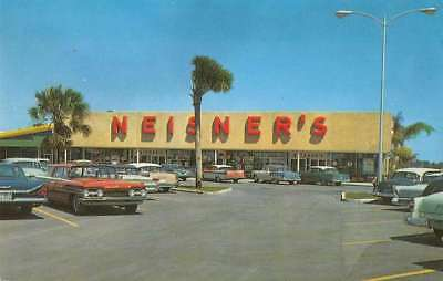 Port Charlotte Florida Neisner Brothers Department Store Vintage Postcard J72484