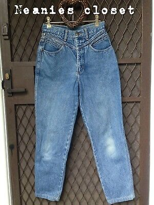 Vintage 80S Corfu Hgh Waisted Jeans Rare Find Look So Gorgeous On Bargain Price