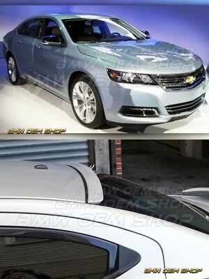 2014 15 ALL COLOR PAINTED CHEVROLET CHEVY IMPALA 10 ROOF SPOILER WING Furious