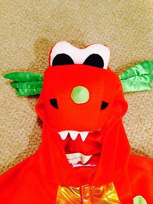 Travis Designs Blaze George & The Dragon Book Day Fancy Dress Age 4-8 Years