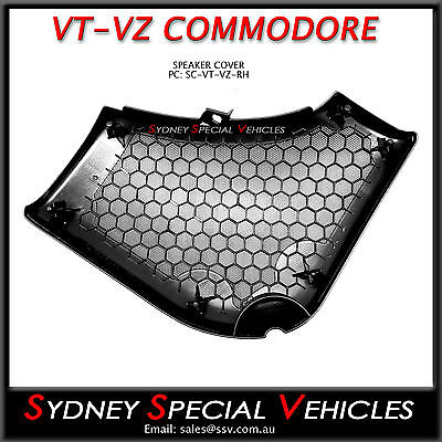 New Right Hand Speaker Cover Grille For Vt Vx Vu Vy Vz Commodore Drivers Side