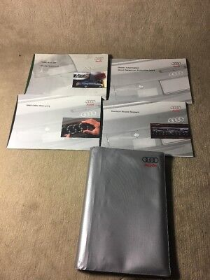 2000 audi a6 owners manual