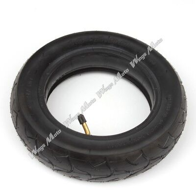 "10x2.50 10"" Tire + Tube for 10 Inch  Electric Scooter fit 36v 48v 400w 500w 800w"