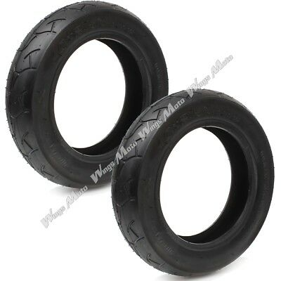 10x2.50 Tire Tyre for 10 Inch Electric Scooter  fit 36v 48v Pack of 2