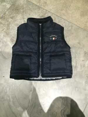 Mayoral, Afera Spanish, Black Boys Body Warmer Gilet Jacket Age 6 months