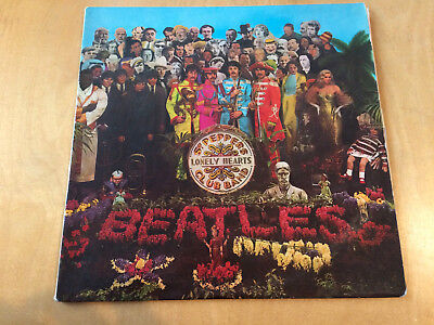 Beatles: LP Sgt. Pepper's Lonely Hearts