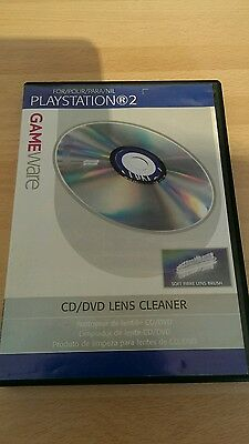 playstation s cd/dvd lens cleaner voice guided