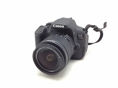 Camara Digital Reflex Canon Eos 700D+Ef-S 18-55Mm 1:3.5-5.6 Is Stm 2491507