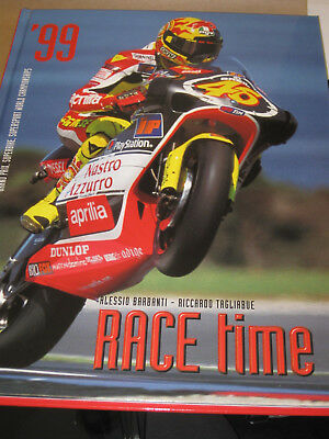 Race Time 1999 Motogp Sbk Review Valentino Rossi Fogarty Criville Biaggi Book