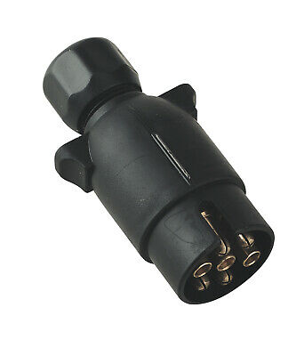 Sealey TB05 Towing Plug N-Type Plastic 12V