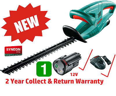 new - Bosch-EasyHedgecut 12-450 12V Cordless Trimmer 0600849A73 3165140895514 #V