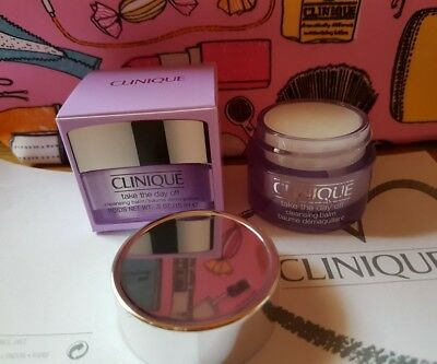 Clinique Take The Day Off Cleansing Balm ~ Creme-Öl ~ Make up Entferner ~ 15ml