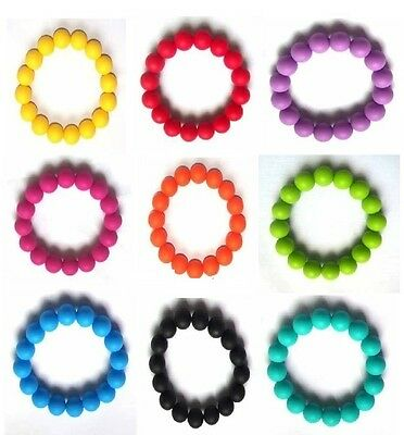 Chewelry Chewy Bracelet Autism ADHD Biting Sensory Child Teething Toy Children