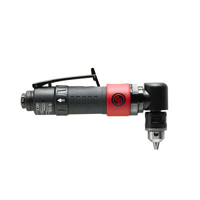 Aircraft Tool Cp879C Chicago Pneumatic 90 Degree Reversible Air Drill 2000 Rpm