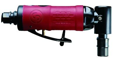 """Aircraft Tool Cp9106Q-B Chicago Pneumatic 1/4"""" Angle Die Grinder 23000 Rpm"""