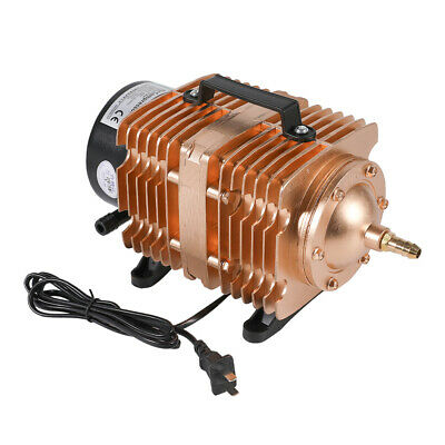 160W Air Compressor Electrical Magnetic Air Pump for CO2 Laser Engraving Cutting
