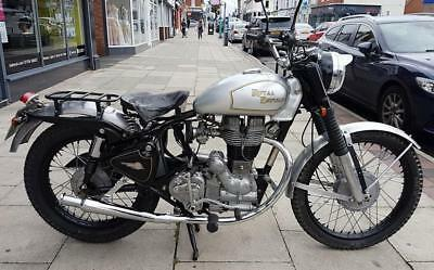 Royal Enfield Bullet 350 Trials Motorcycle FREE UK Mainland Delivery & Full MOT