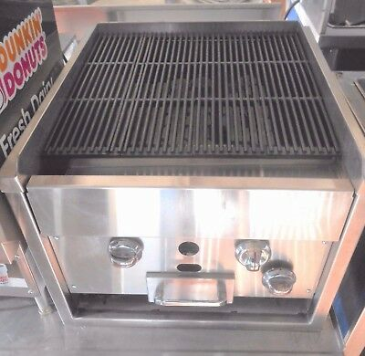 New Jade Range NG Grill Char-broiler All Welded Construction Best Grill Ever