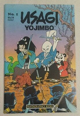 Usagi Yojimbo Summer Special #1 (Oct 1986, Fantagraphics Books)