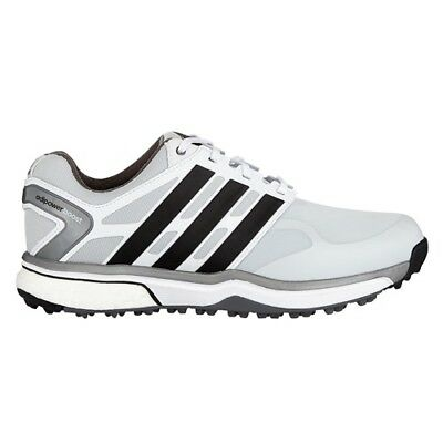 New Men's Adidas Adipower Sport Boost Golf Shoes Grey Q47028 - Pick Your Size