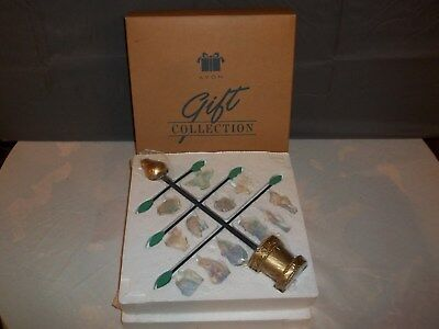 Avon Gift Collection Twelve Days of Christmas Ornament Set