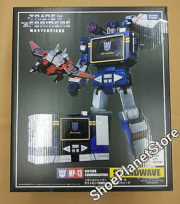 Takara Tomy Transformers Masterpiece Mp-13 Soundwave Mp13 Memor