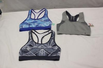 Lot Of Three c9 Champion And Danskin Now Sports Bras NEW!