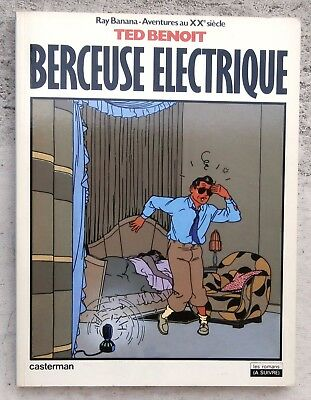 Ray Banana Berceuse électrique EO 1982 Comme Neuf Ted Benoït