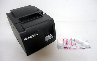 Unused STAR Micronics TSP100 POS Point of Sale Ethernet Thermal Receipt Printer
