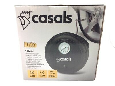 Compresor Portatil Casals Vti260 2495400