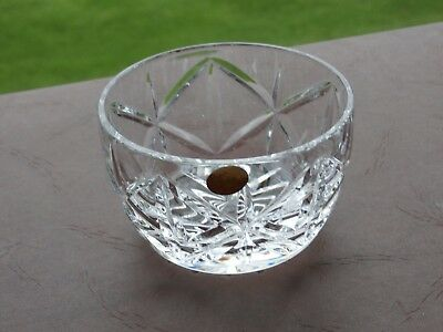Irish Tyrone Crystal Bowl