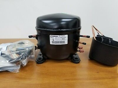 Electrolux 5304475140 Embraco Compressor with Kit