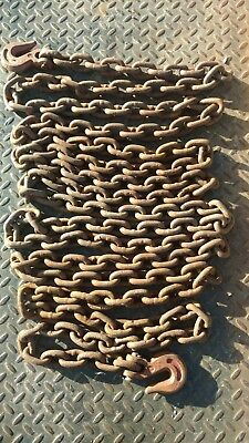 American Made Log Chain 23'