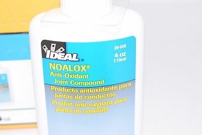 NEW Ideal Noalox Anti-oxidant Joint Compound (4 Oz. Bottle) 30-026