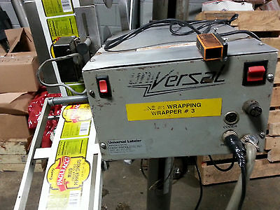 Labeler Universal Wipe-On L-15